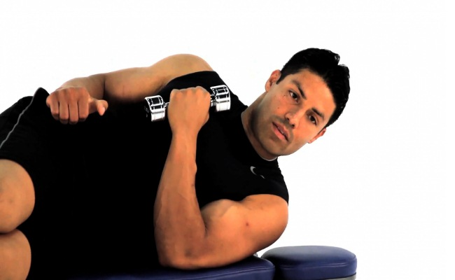 Shoulder Rotation Exercise