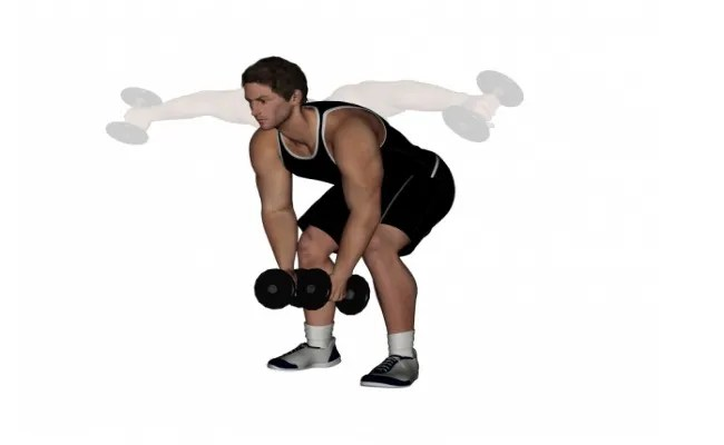 Side Raise With Dumbbells