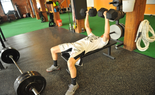 Strength Conditioning Exercises