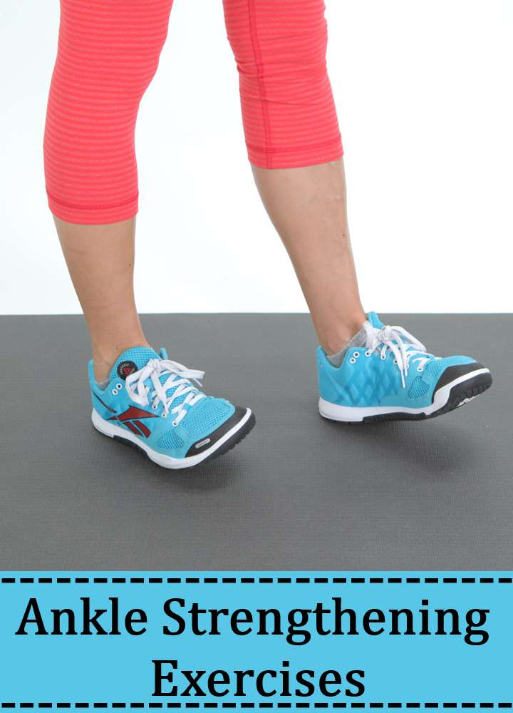 Top 5 Ankle Strengthening Exercises