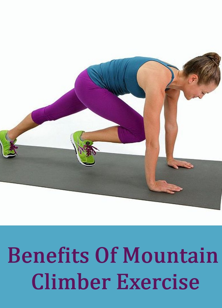 Benefits Of Mountain Climber Exercise