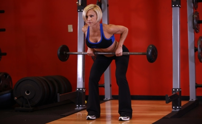 Bent Over Rows