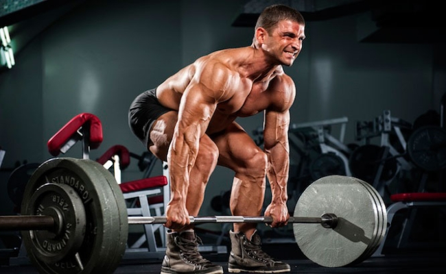 Body Building By Deadlift