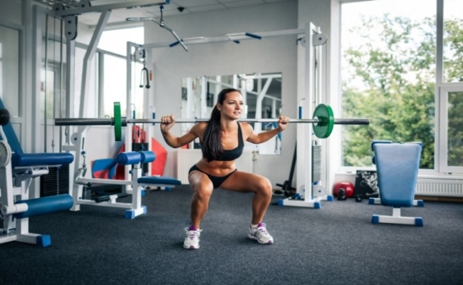 Use Of Barbell Squat