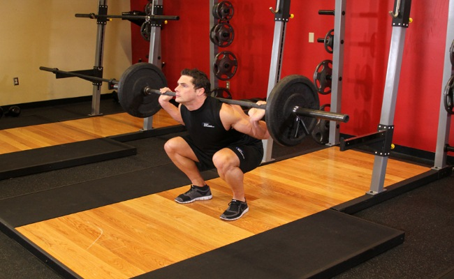 Dead Weight Squats And Lifts