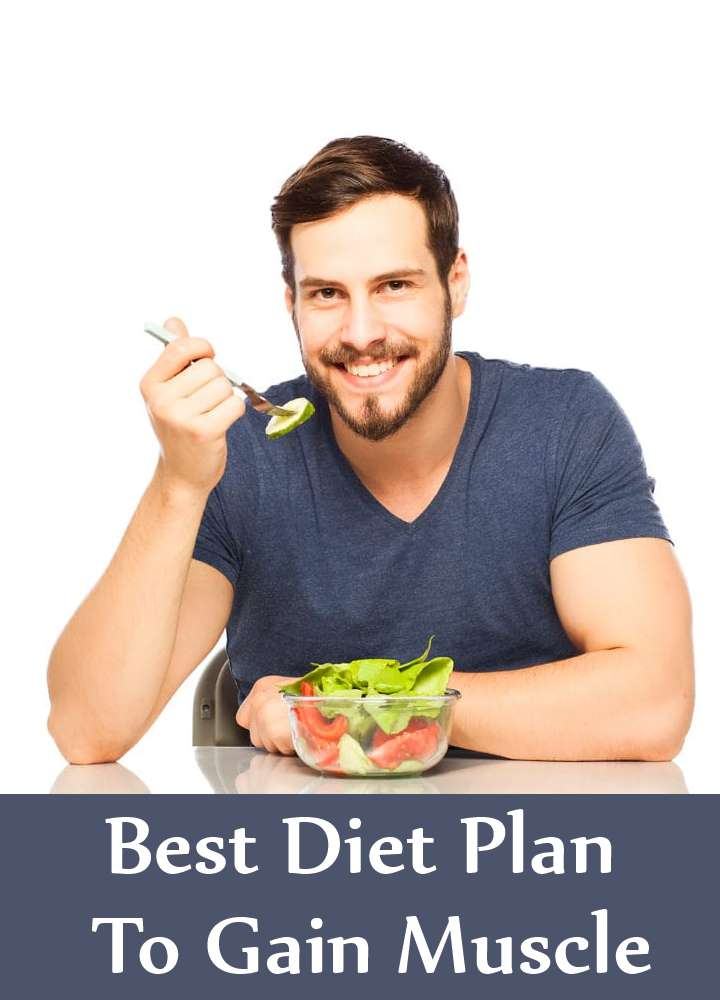 Best Diet Plan To Gain Muscle