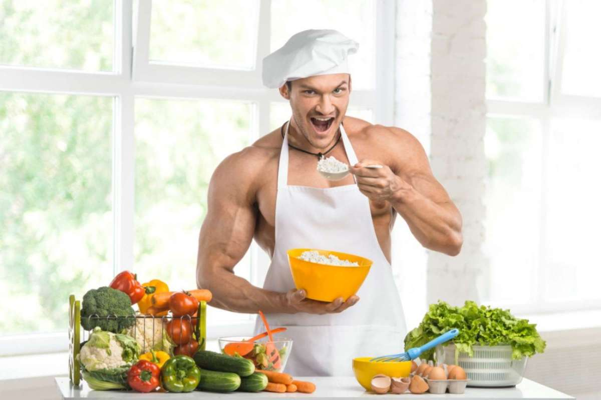 5 Best Diet Plan To Gain Muscle