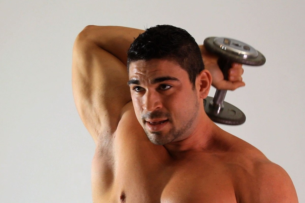 5 Top Triceps Extension Exercises
