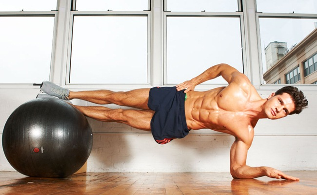 Strengthens Muscles