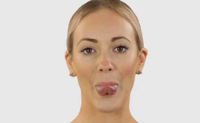 Tongue Strength Exercise