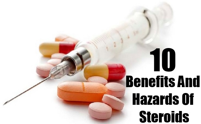 Benefits And Hazards Of Steroids