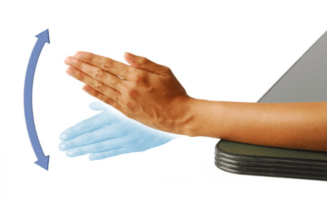 Extend Your Wrist