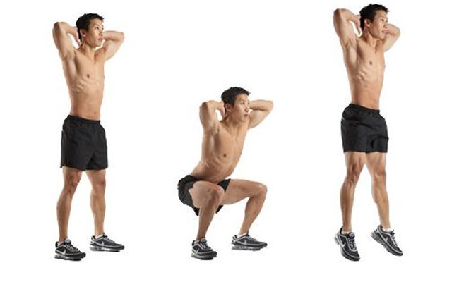 6 Benefits Of Jump Squats | BodyBuilding eStore