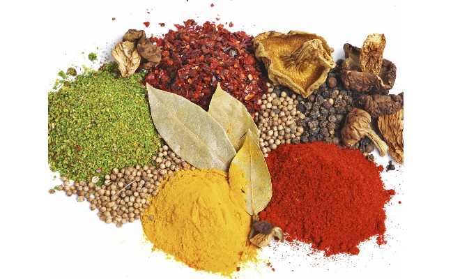 Seasonings and Spices