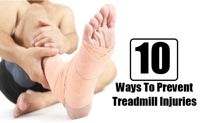 Ways To Prevent Treadmill Injuries