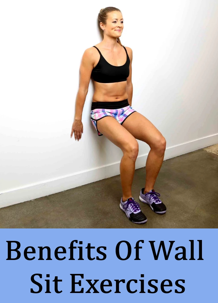 Benefits Of Wall Sit Exercises