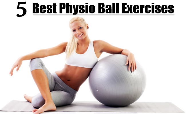 Best Physio Ball Exercises