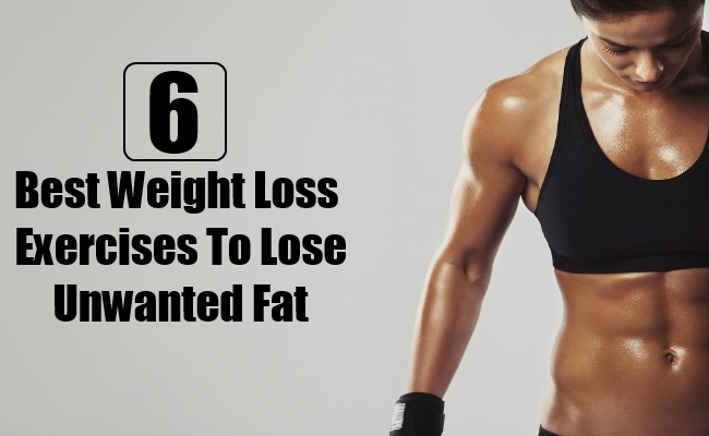 Best Weight Loss Exercises To Lose Unwanted Fat