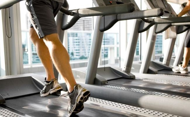 Interval Treadmill Workouts
