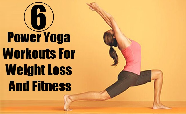 power yoga for fast weight loss