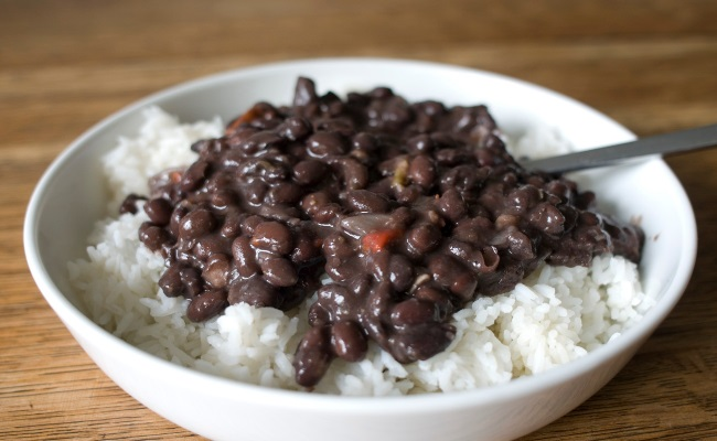 Rice And Bean