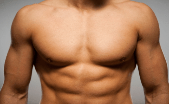 Tones up Upper Chest Muscles