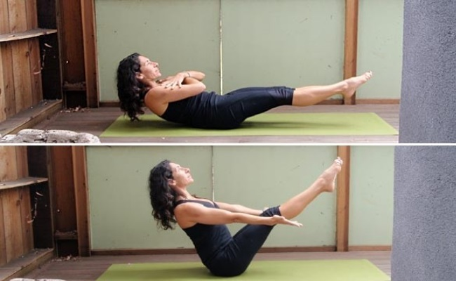 V-Sit Exercise