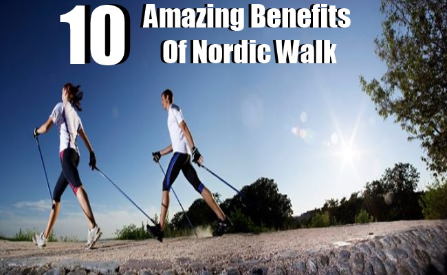 Amazing Benefits Of Nordic Walk