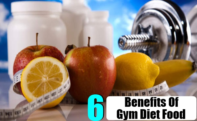 Benefits Of Gym Diet Food