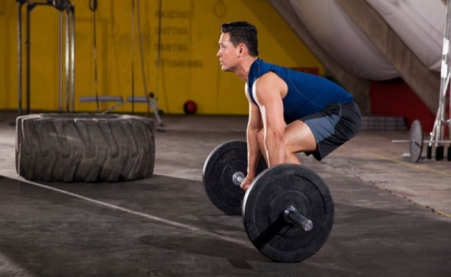 Deadlift For Hips
