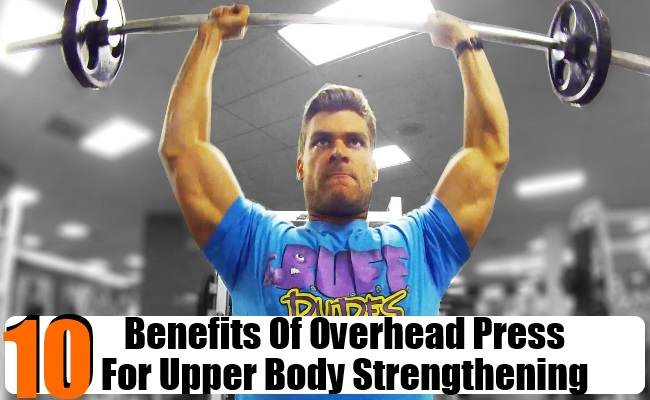 For Upper Body Strengthening