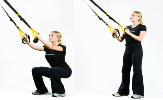 TRX Super Squats