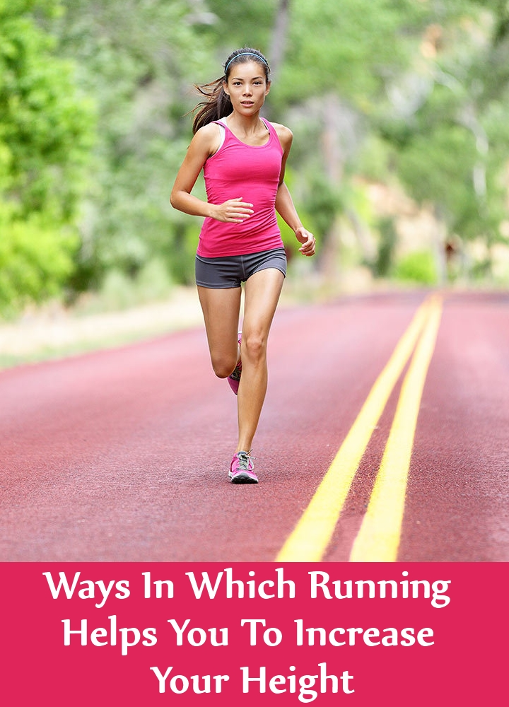 6 Ways In Which Running Helps You To Increase Your Height