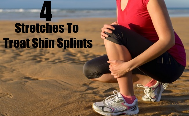 Beneficial Stretches To Treat Shin Splints
