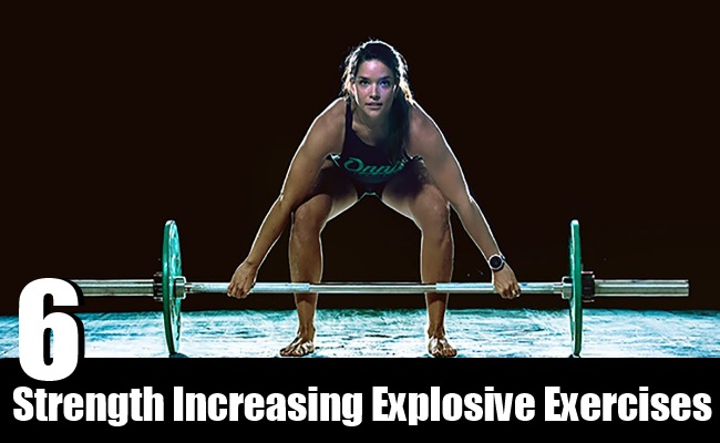 Strength Increasing Explosive Exercises