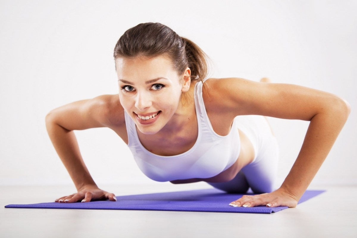 5 Top Exercises To Tighten Sagging Breasts