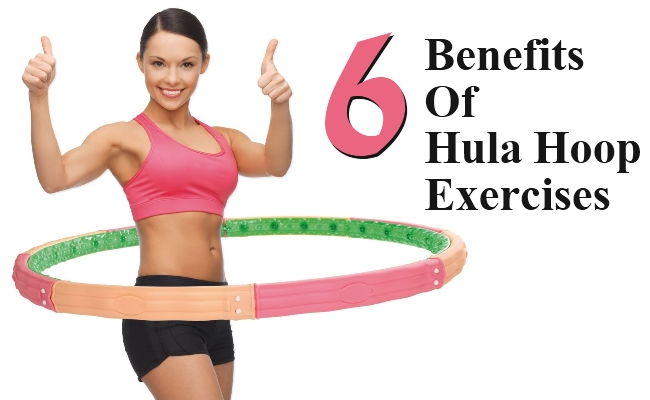 Benefits Of Hula Hoop Exercises