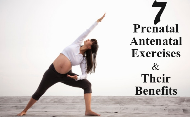 Prenatal Antenatal Exercises And Their Benefits