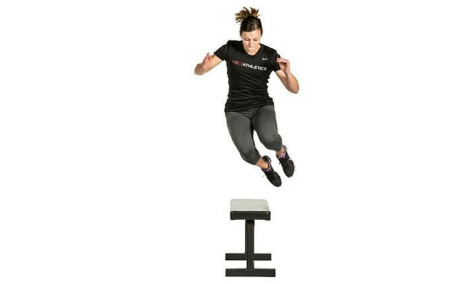 Side Lateral Jump