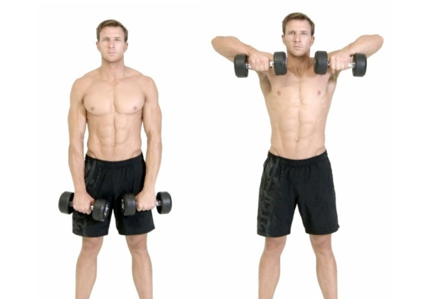 Two Shoulder Exercises
