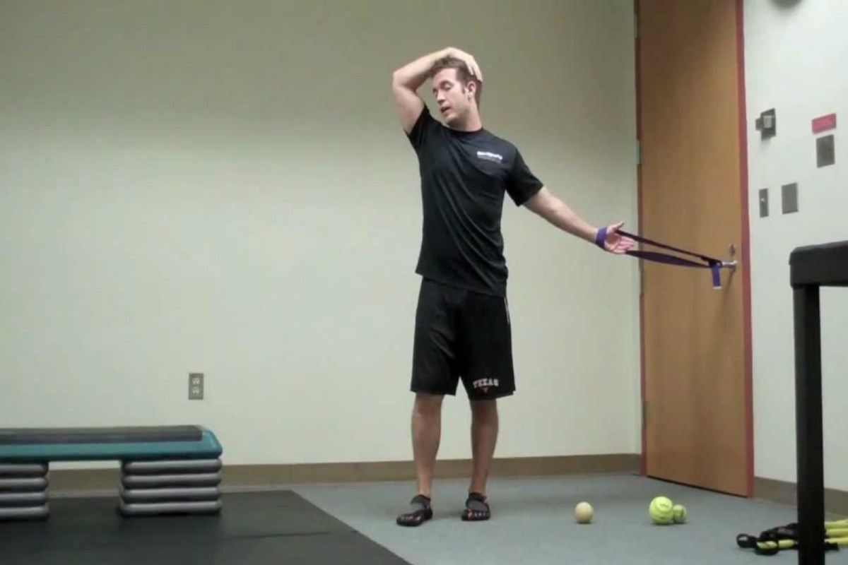 5 Scapular Muscles Strengthening Exercises