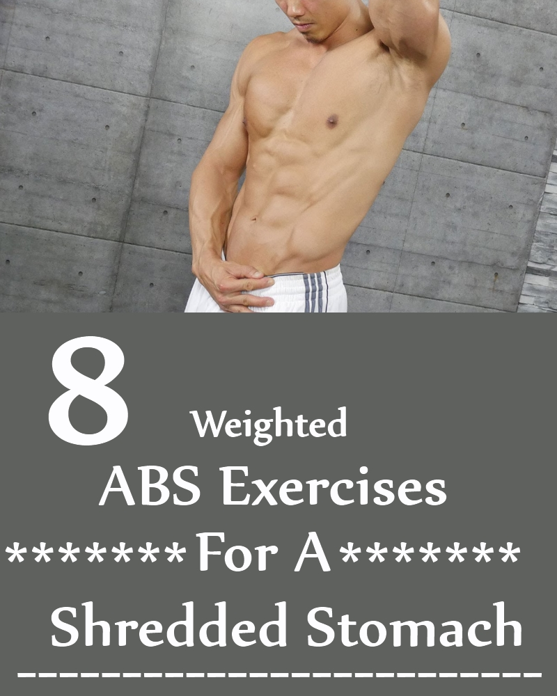exercises-for-a-shredded-stomach