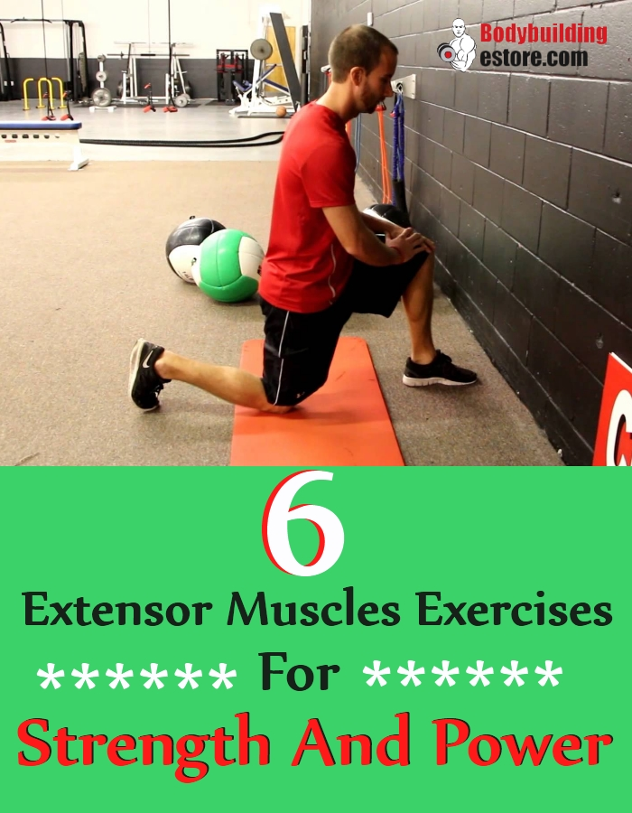 Exercises For Strength And Power