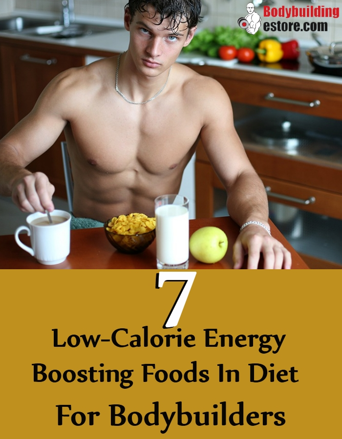 Foods In Diet For Bodybuilders