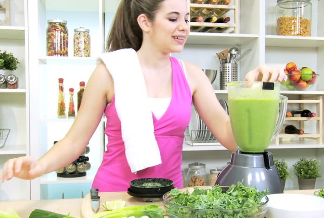 Prepare A Fruit Based Smoothie