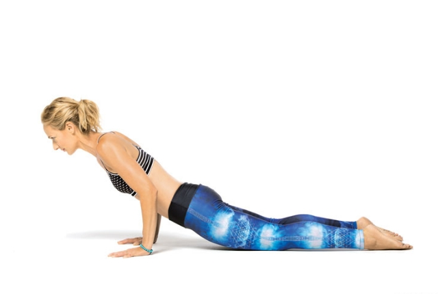 Modified Chaturanga
