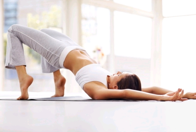Go For Workouts, Yoga And Stretching