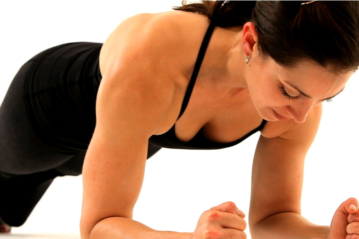 5 Exercises For Strengthening And Toning Inner Arm Muscles