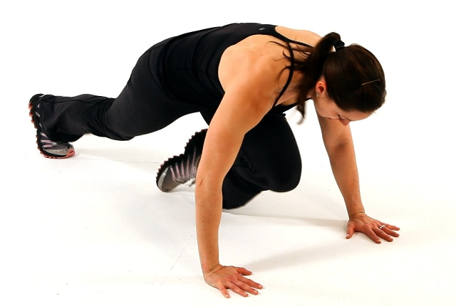 Wide Mountain Climbers: