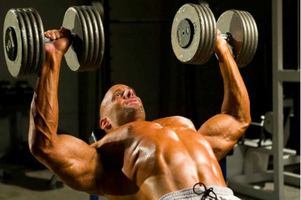 5 Chest Muscles Strengthening And Power Exercises With
